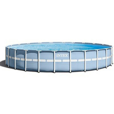 """Intex 18ft x 48"""" Prism Frame™ Swimming Pool + Pump ++ NEW for 2017 (28752)"""