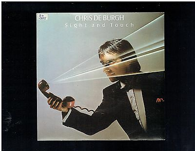 Chris De Burgh Sight And Touch Ps 45 1985