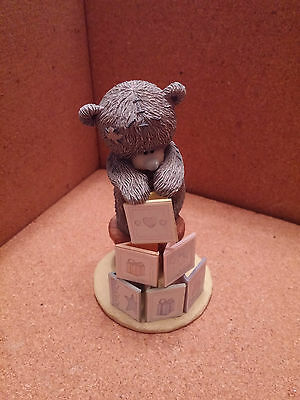 ME TO YOU Tatty Teddy Figurine/Ornament: Reasons to Celebrate