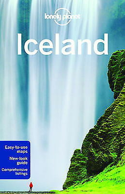 Iceland LONELY PLANET TRAVEL GUIDE
