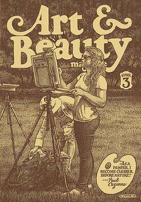 R. Crumb - Art & Beauty Magazine Number 3 - 2016 - First Printing