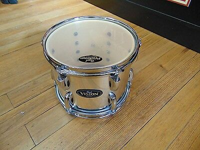 Used Pearl Vision Birch 10 x 8 Tom Drum WW Shipping