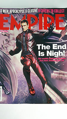 Empire Magazine - MAY 2016 - THE END IS NIGH !