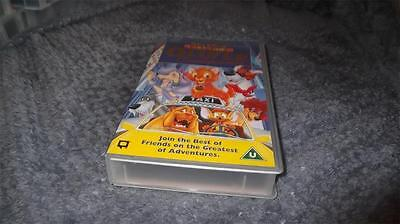 Walt Disney Classics Oliver & Company VHS Pal Video