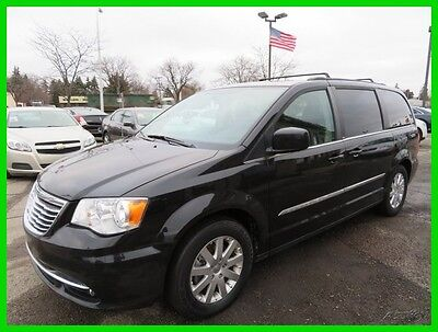 2013 Chrysler Town & Country Touring 2013 Touring Used 3.6L V6 24V Automatic FWD Minivan/Van clean clear title carfax