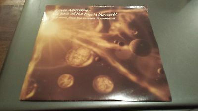 """Louis Armstrong – We Have All The Time In The World - 7"""" Vinyl Record Single"""