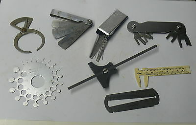 Gauges   Wire Gauges And Calipers   Assorted