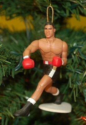 Joe Louis Boxing Legend Custom Christmas Tree Ornament