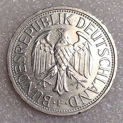 Germany 1 Mark 1981 F     Great Coin!