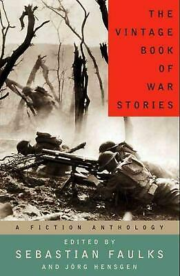 The Vintage Book of War Fiction by Paperback Book (English)