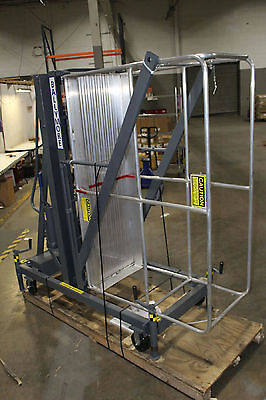 Ballymore BL-C14 300lb. Capacity Push-Around Cantilevered Personal Lift