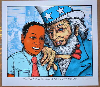 To Be Young,gifted And Black Art Print - A/p 2009-Signed Jermaine Rogers -Poster