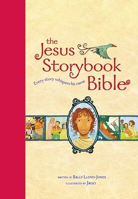 The Jesus Storybook Bible: Every Story Whispers His Name (Hardcover), Lloyd-Jon.