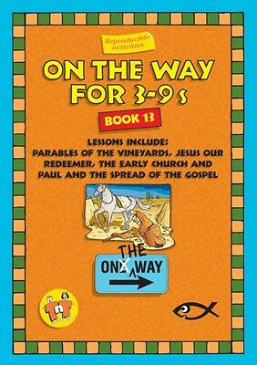 On the Way 3-9's - Book 13 (JP Oversized), Tnt, 9781857924084