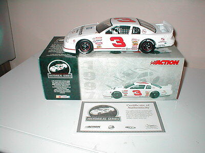 1/24 Action Dale Earnhardt Jr. Goodwrench Historical Series Mint In Box Cwc
