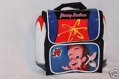 """New With Tags Jimmy Neutron Boy Genius Jet To Launch Pack 9"""" X 9-1/2"""""""