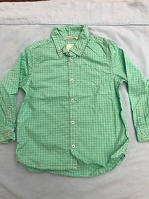 Boys Country Road Shirt Size 5