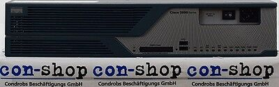 Cisco Systems Cisco 3825-DC Intregrated Service, 128MB Flash, 512MB RAM, 1700112