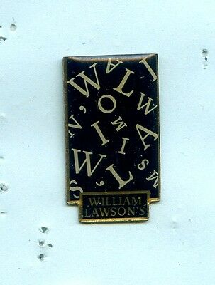 Pins Whisky William Lawson's Us821