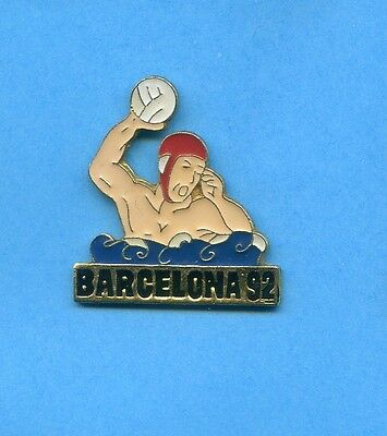 Pins Water Polo  Barcelona Spanien 1992 Us749