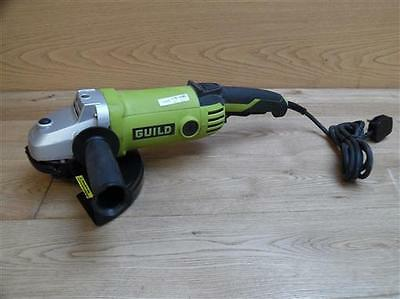 Guild PGA230G1 230mm 2000W Angle Grinder Electric Power Tool 230V *No Disc*