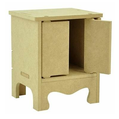 Kaisercraft - Beyond The Page - Mini Cupboard - MDF Unfinished