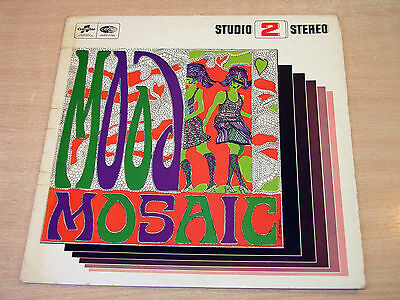 EX/EX- !! The Mood Mosaic/Mood Mosaic/1966 Columbia Stereo LP