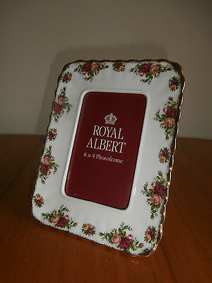 Royal Albert Old Country Roses Photoframe