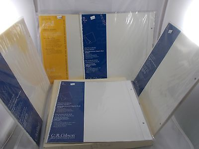 Photo Album Refill Pages Magnetic Sheets K45 Lot