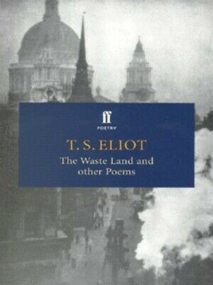 The waste land and other poems by T.S. Eliot (Paperback)