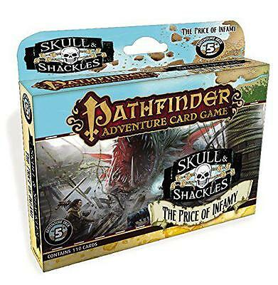 Pathfinder Adventure Card Game: Skull & Shackles Adventure Deck 5 - The Price of