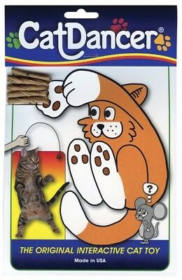 Cat Dancer - The Original Interactive Cat & Kitten Toy. Original / Catnip Dancer