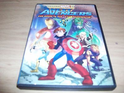 Animated Movie: Next Avengers: Heroes Of Tomorrow ! Used & In Excellent Cond!!