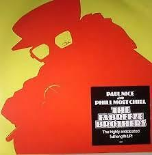 Paul Nice And Phill Most Chill - The Fabreeze Brothers,new/mint Sealed Vinyl Lp