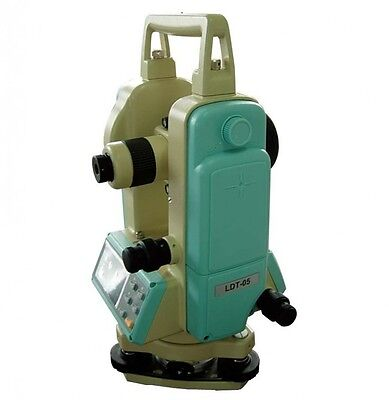 Leica LDT05 Digital Theodolite with Carrying case