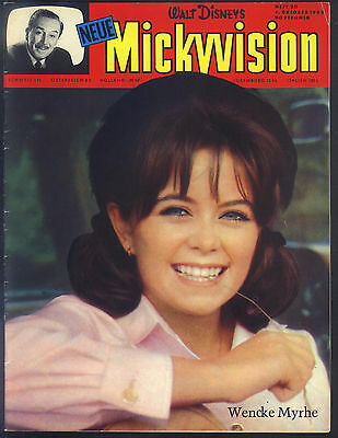 Mickyvision Nr.20 vom 4.10.1965 Michael Voss, Wencke Myhre, Peter Beil - TOP