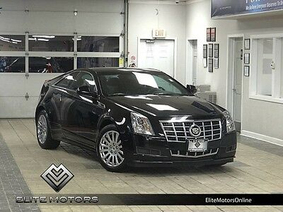 2014 Cadillac CTS Base Coupe 2-Door 14 cadillac cts coupe automatic alloys bluetooth v6 satellite radio
