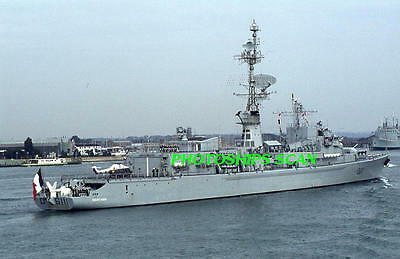 1 slide of French Navy destroyer DUGUAY-TROUIN (D-611)