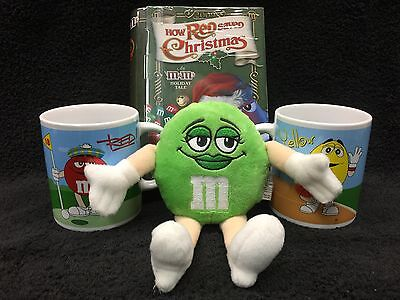 M&M 4 Piece Collection / Collectibles