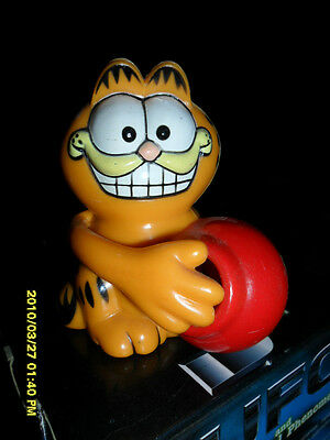 1981 Garfield The Cat Candy Dispencer Collectors Toy