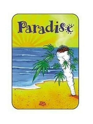 Paradise Sticker - NEW & OFFICIAL CLEARANCE SALE