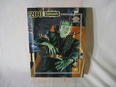 NIB Official Universal Studios Monsters 200 piece Frankenstein Puzzle