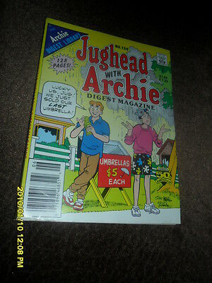 1991 Jughead With Archie  Comic Book Digest Magazine #106 Selling Umbrella