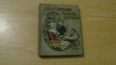 1899 Aunt Martha's Corner Cupboard Hc Childrens Book 144 Pg Kirby Colored Plates