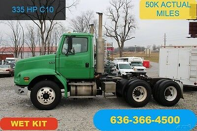 2004 Freightliner FL112 Used C10 335 HP 50k Actual Miles Wet Kit Non Emissions