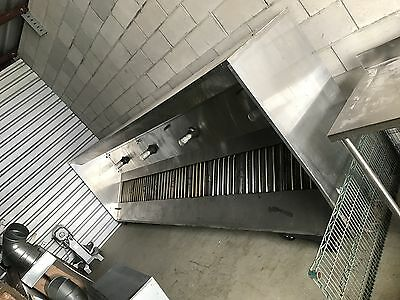 CaptiveAire Complete Hood System 14FT  (look at pictures)