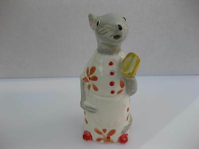 stuart bass mouse with cheese pie funnel/bird  discontinued