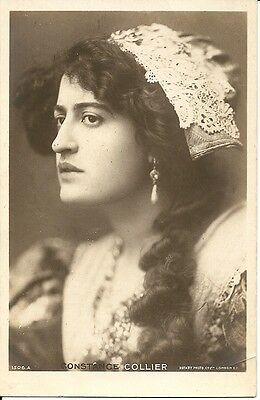 ROTARY RP Postcard of actress CONSTANCE COLLIER, Ref. 1506A.