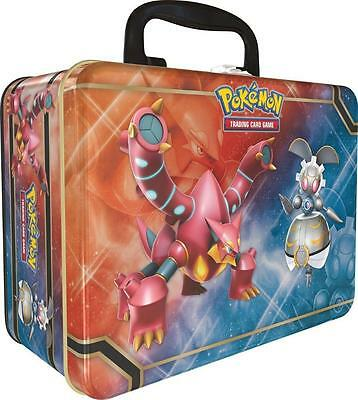 Pokemon Treasure Chest Collector's Tin Tcg 2016 New And Sealed