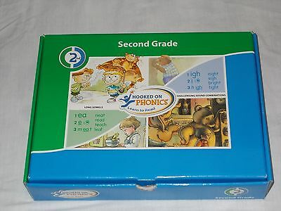 Hooked On Phonics Learn To Read 2nd Second Grade 2005 L@@K~!~!